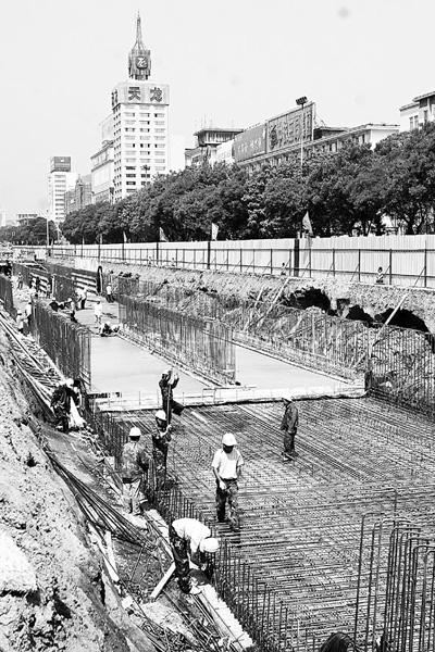 山西太原第一街 新迎泽大街将20年不堵车