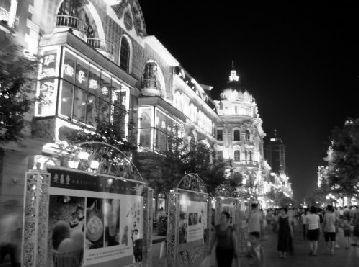 太阳岛风光   驰名中外的避暑胜地太阳岛是哈尔滨的一颗亮丽明珠