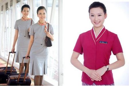 但经常坐飞机的旅客还是私下总结出了六家航空公司各自喜爱的空姐脸型