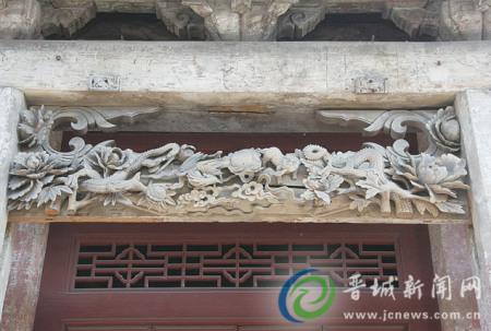 最古老的戏台——高平市寺庄镇王报村二郎庙