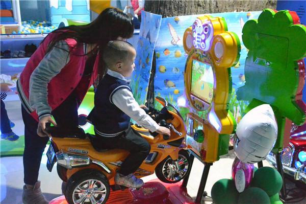 太原福利院儿童有了永久,总裁的情妇 夏依游乐场所 爱心人士呼吁社会多点关爱