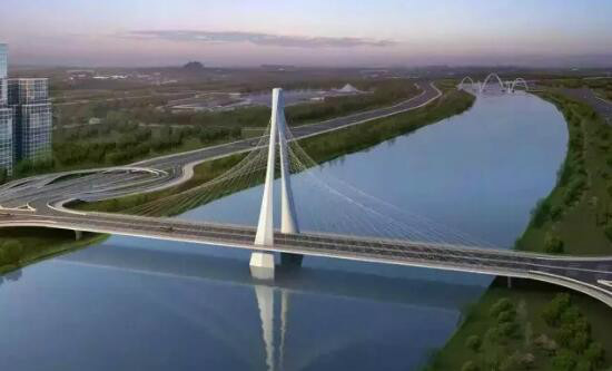 摄乐桥年底通车 助力北城再升级