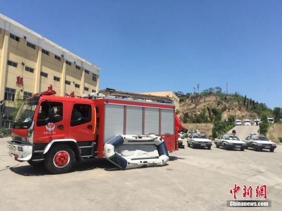 山西清徐一煤矿发生透水事故11人被困