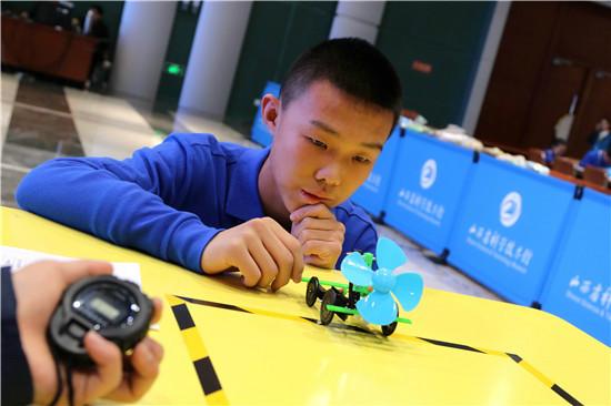 第六届全国青年科普创新实验暨作品大赛(太原赛区)启动