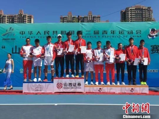 香港网球队青运会斩获5枚奖牌教练坦言已超预期