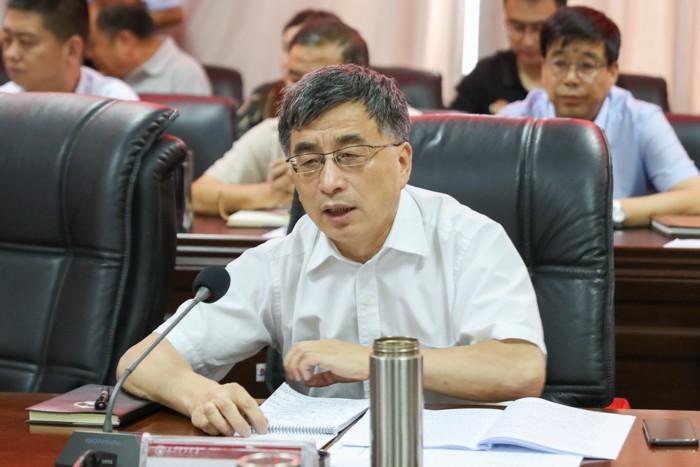 太原理工大学召开2019年 暑期 工作研讨会