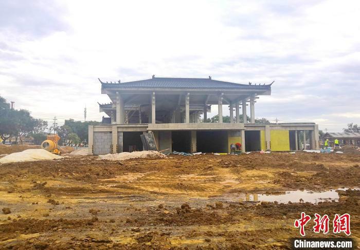 """山西黎城投资数亿元项目建设 为旅游发展""""加速度"""""""