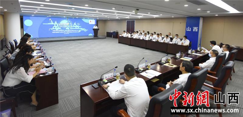 """中国石油四家驻晋企业联合举办""""中国石油,为梦想加油""""媒体座谈会"""