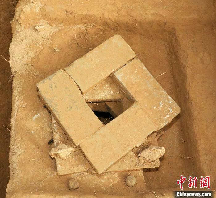 """""""山西盂县发现元代纪年墓 """"明堂""""属元代考古首见"""