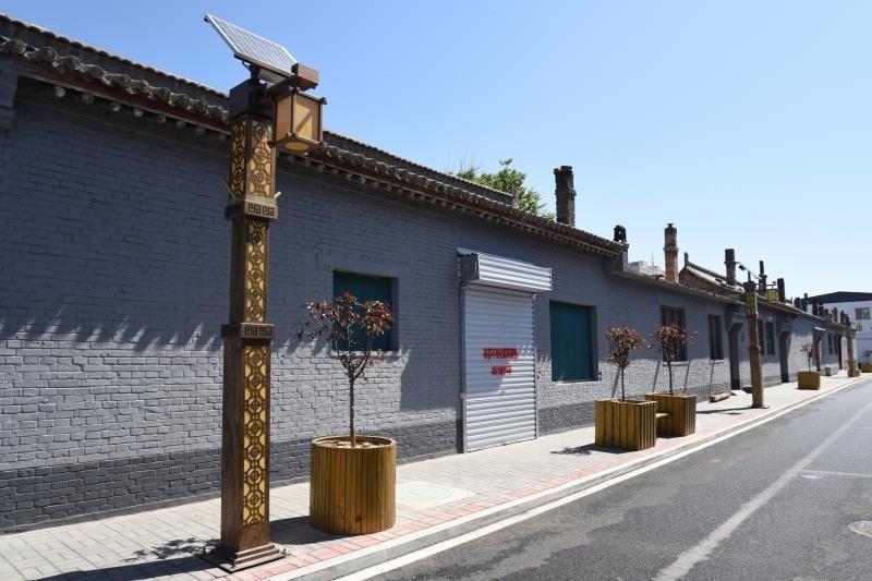 """""""山西朔城区老旧小区改造提升居民幸福指数"""