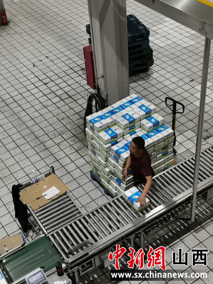 """""""山西山阴古城乳业精准扶贫 牵手10万+农户脱贫奔小康"""