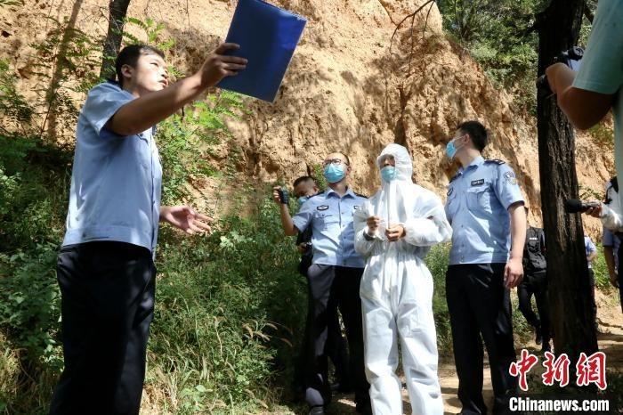 废弃窑洞藏尸 山西警方破获30年前5岁女童被杀案