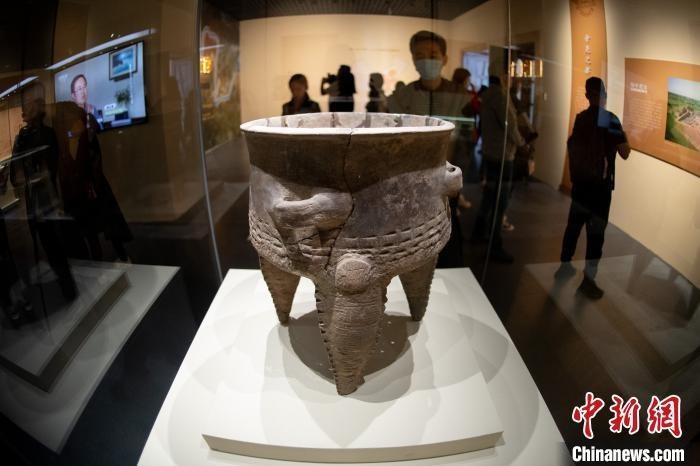 """""""中国两大史前遗址""""合体""""展示4000年前中国早期文明"""
