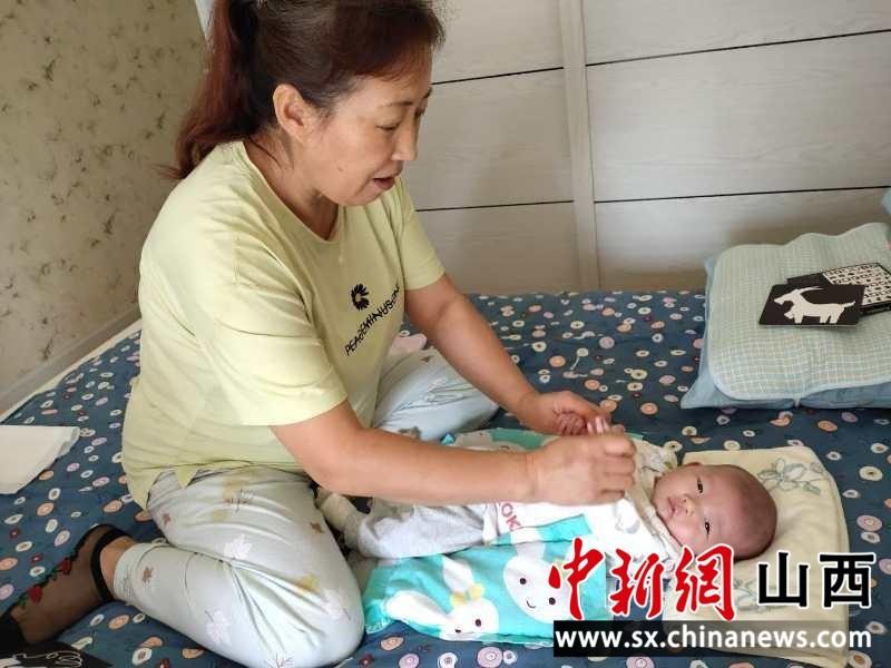 李智华:技能培训迎来全新生活