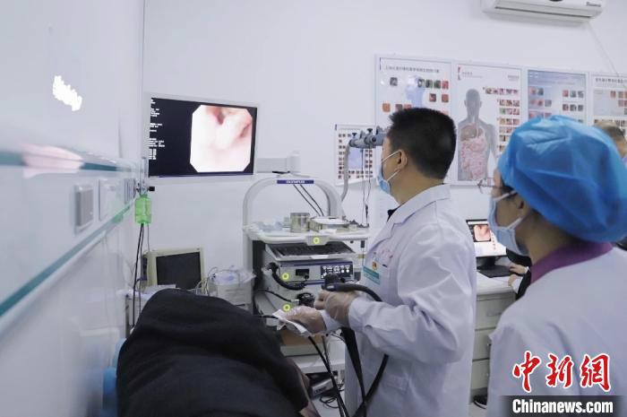 山西长子借京沪医疗资源化解看病难 患者家门口看大病