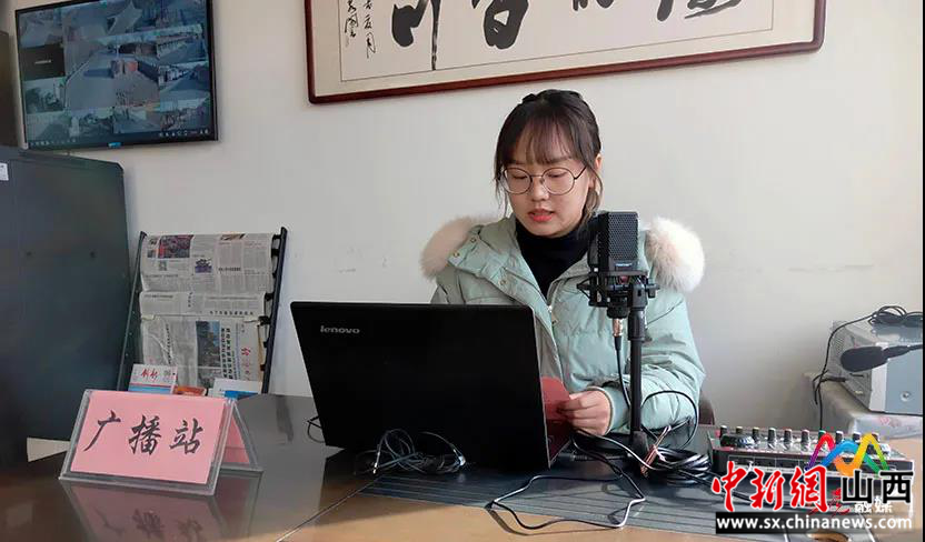 东和乡:小广播大喇叭疫情防控作用大