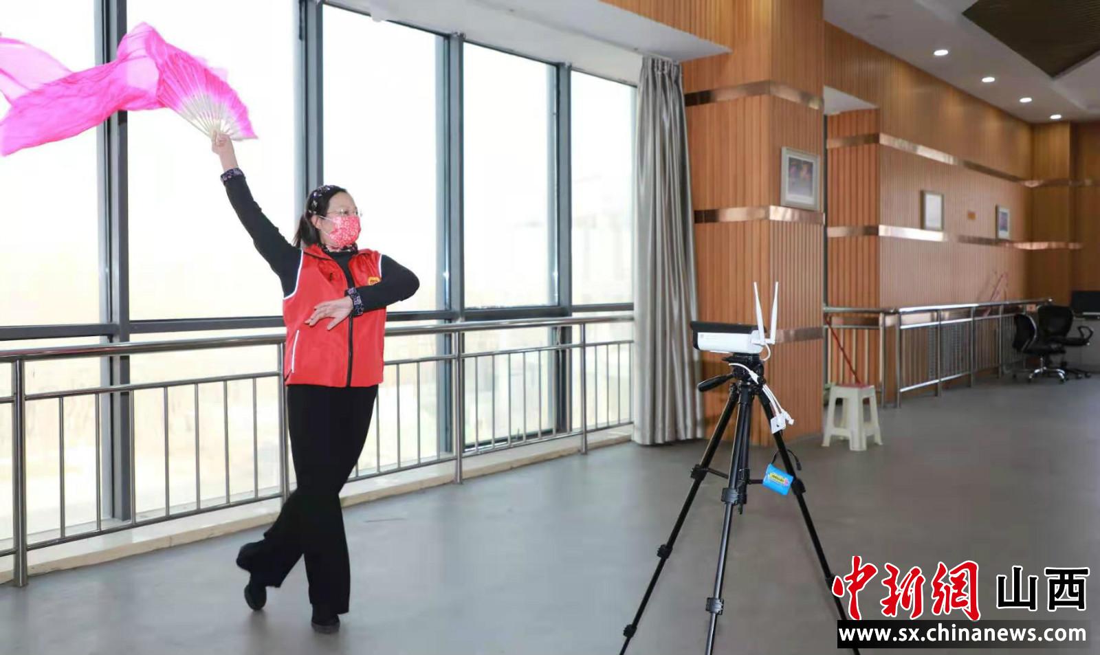 """""""山西潞城:今年春节 我在岗位上"""