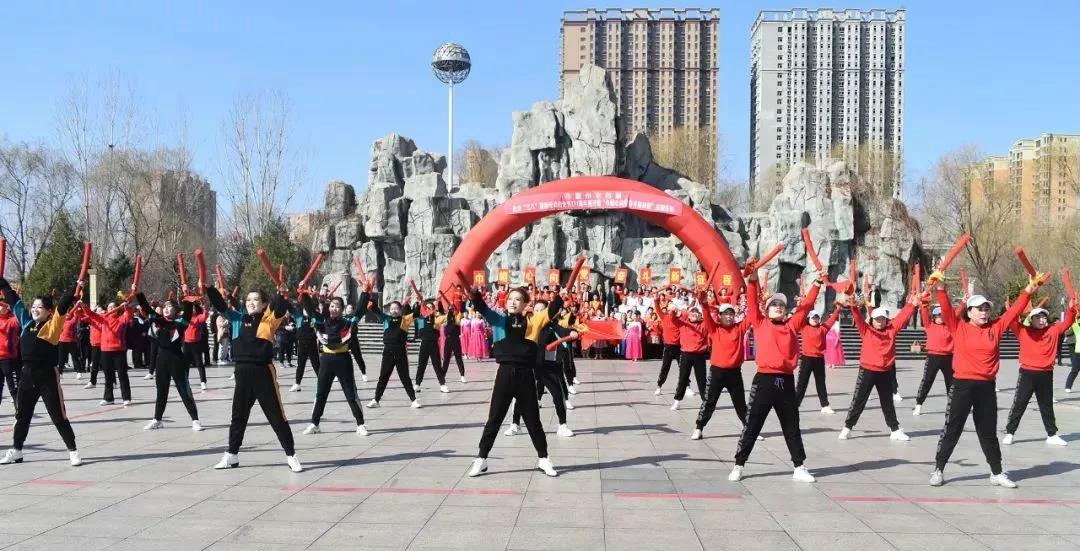 """霍州市百个妇女之家载歌载舞喜迎""""三八""""妇女节"""