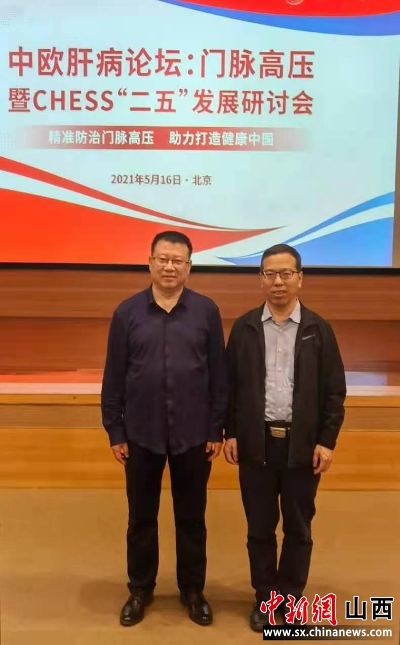 """晋城市人民医院副院长侯志云:他和他的""""孩子们"""""""