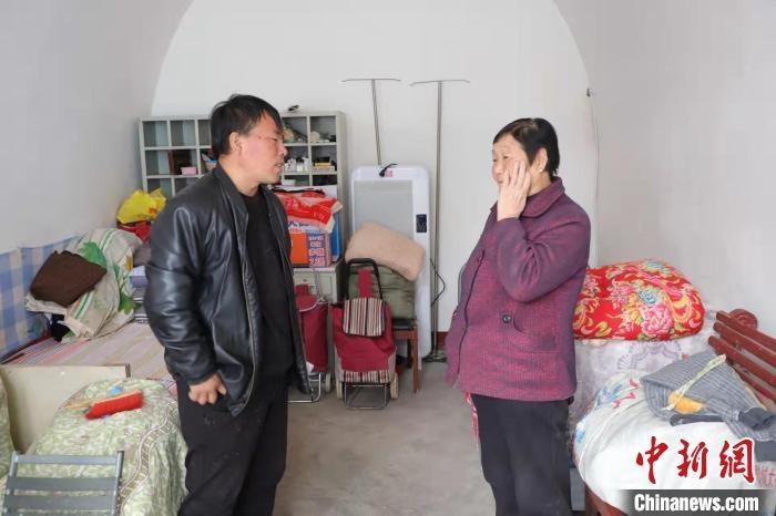 山西潞城南流村:阴雨过后 阳光依旧灿烂