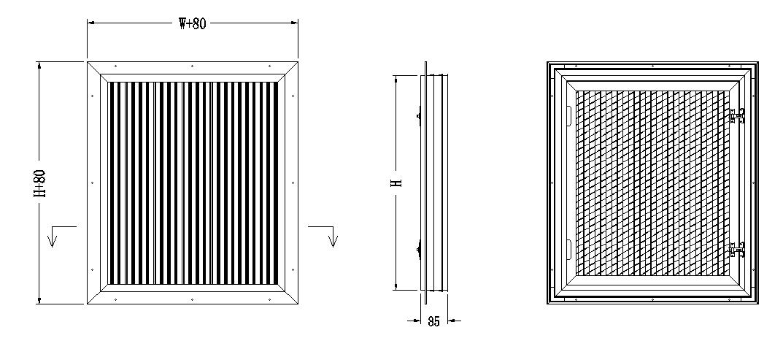 沿海风力发电场SVG室改造工程防雨水潮湿防凝露