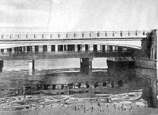 山西大同 御河桥 将建全省首座 桥包桥