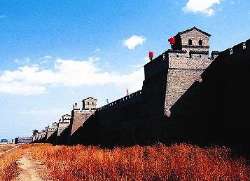 据刘建昌介绍,平遥古城总面积仅2.25平方公里