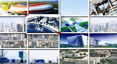 扩建了太原飞机场,大同飞机场