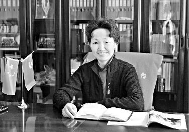 山西吕梁市长张九萍:顶压力抓机遇做发展强市
