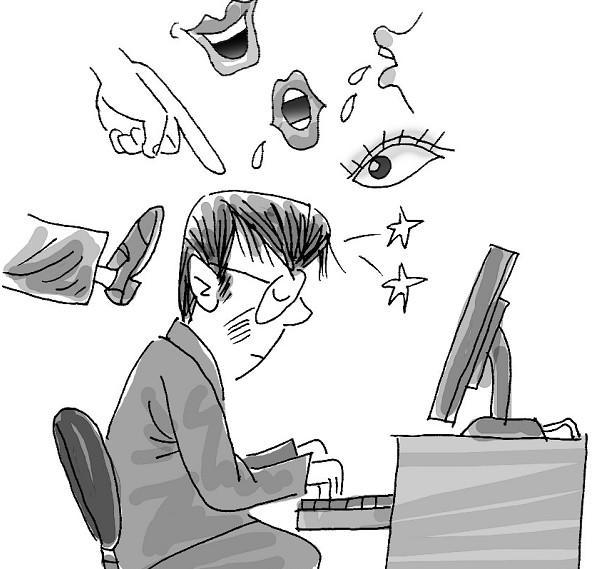 近日,智联招聘做了一项调查,结果显示,有近七成职场人士在