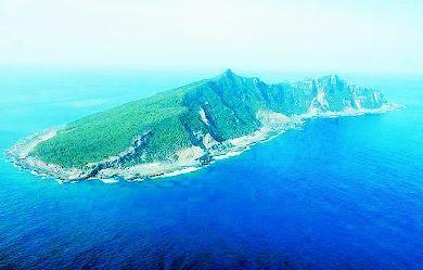 """琉球""""航路上中国的岛屿"""